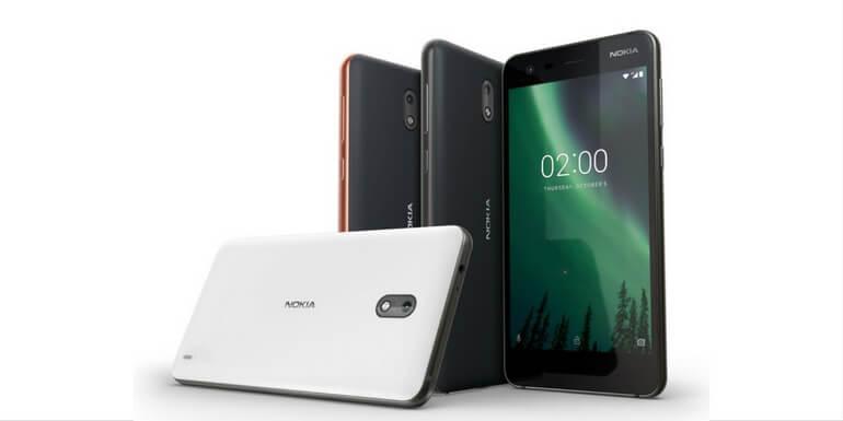 Nokia 2 riceverà l'aggiornamento per Android 8.1 Oreo