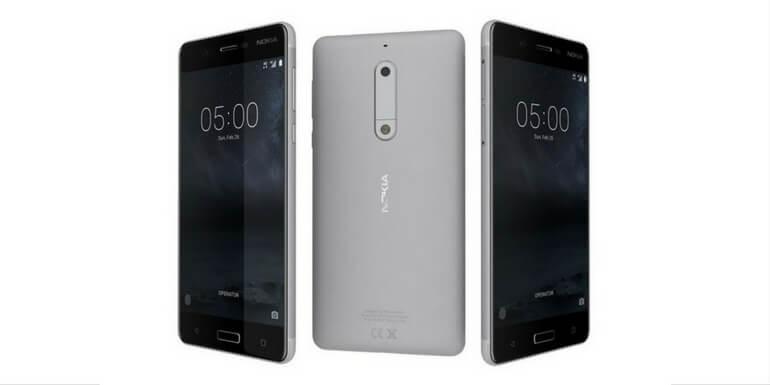 Nokia 5 riceve l'aggiornamento per la beta di Android 8.0 Oreo