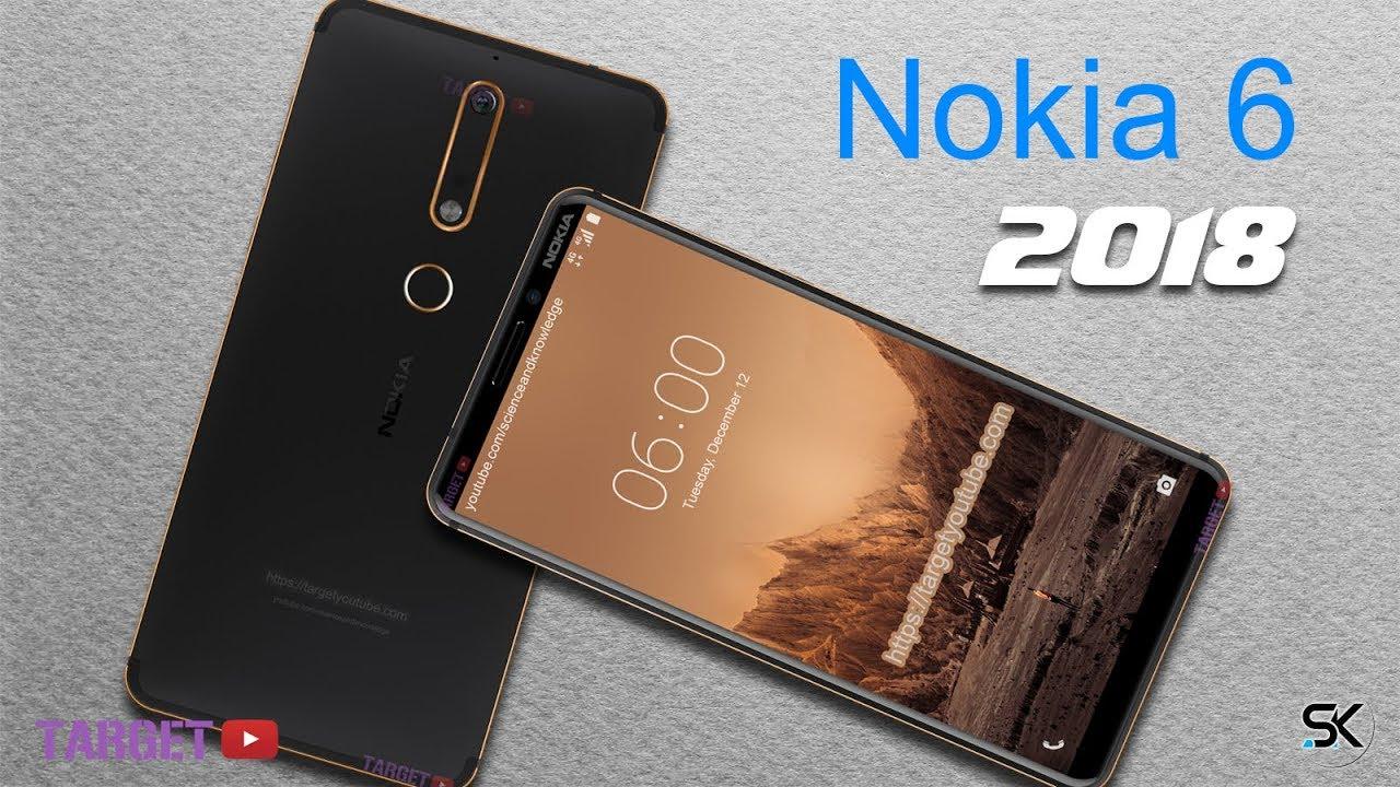 Nokia 6 2018, uscita prevista il 5 gennaio?