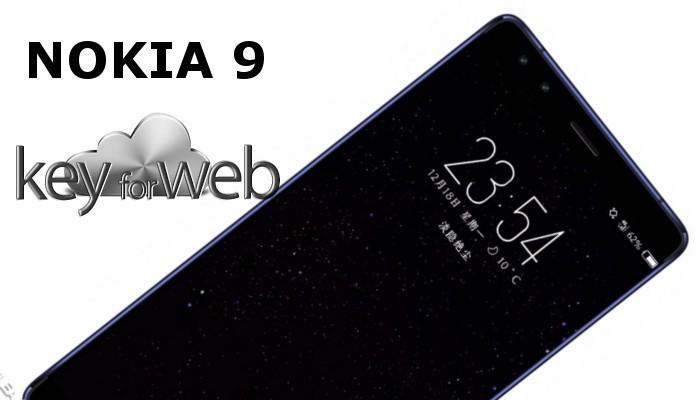 Nokia 9 in una nuova immagine render
