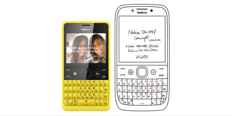 Il presunto Nokia E71 (2018) potrebbe debuttare con il Nokia 9