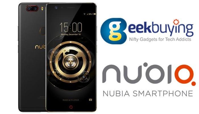 Nubia Z17 Lite in super promo, fino a domani a soli 243 euro
