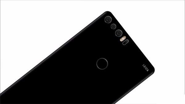 Huawei P11, concept con tripla fotocamera e Kirin 975
