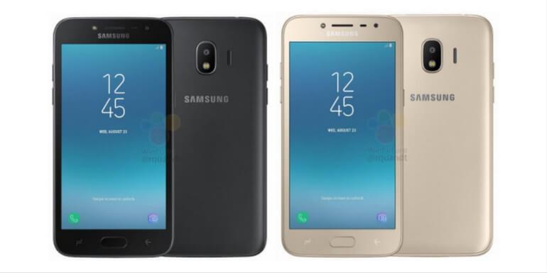 Samsung Galaxy J2 (2018): il prezzo appare sul sito di un rivenditore russo