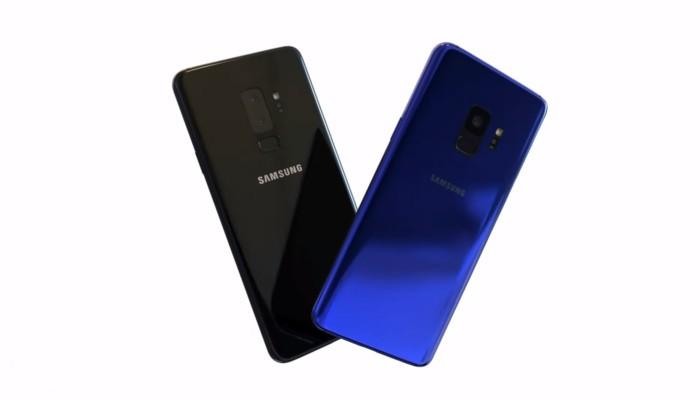 Un Samsung Galaxy S9 in alta definizione a pochi giorni dal lancio
