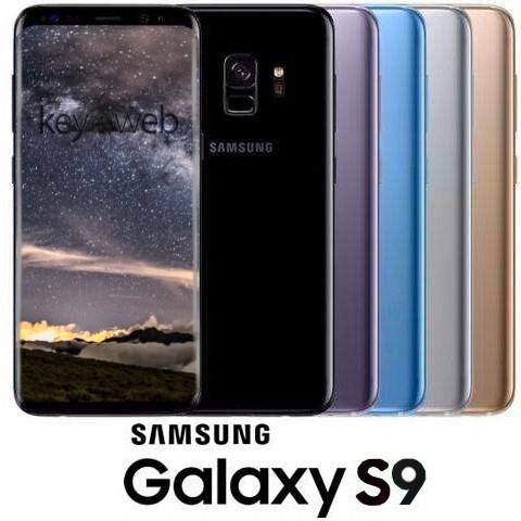 Samsung Galaxy S9 nuova immagine