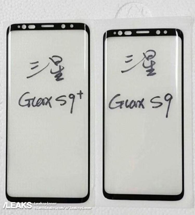 Samsung Galaxy S9 vetro protettivo