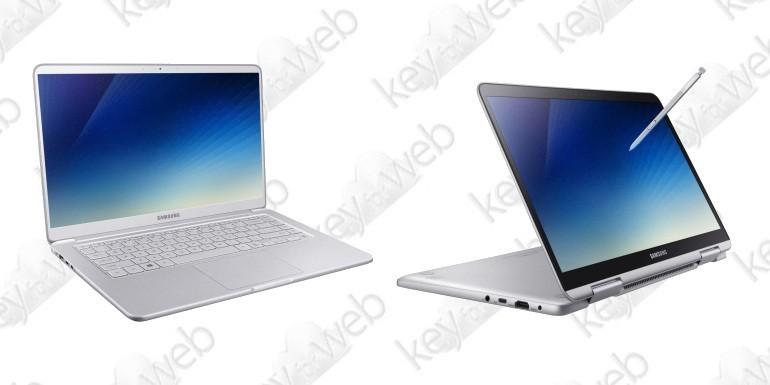 Samsung aggiorna la sua linea laptop Notebook 9