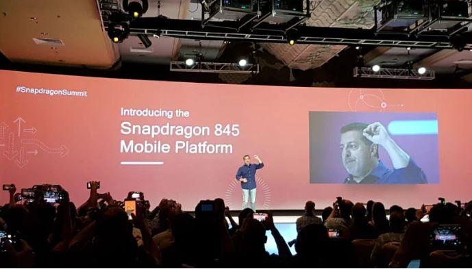 Snapdragon 845 sui Chromebook nel 2018