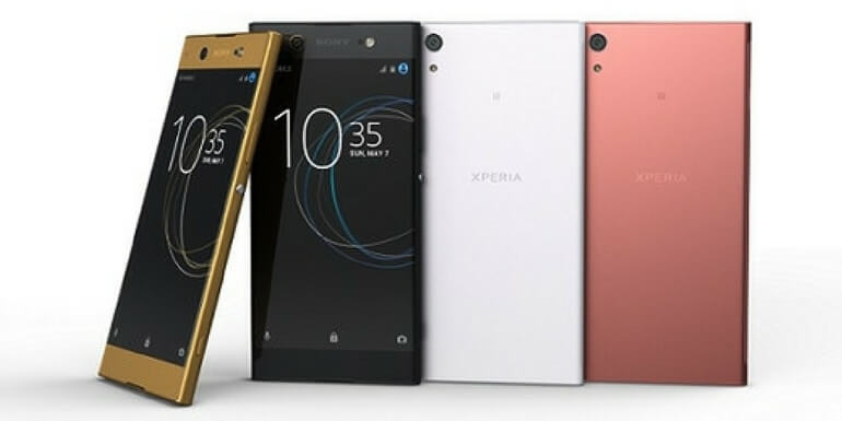 Xperia XA1, arrivano Android 8.0 Oreo e patch di febbraio