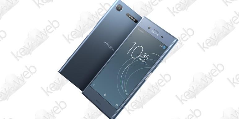 Sony Xperia XZ1, nuova versione con dual-camera e Snapdragon 845