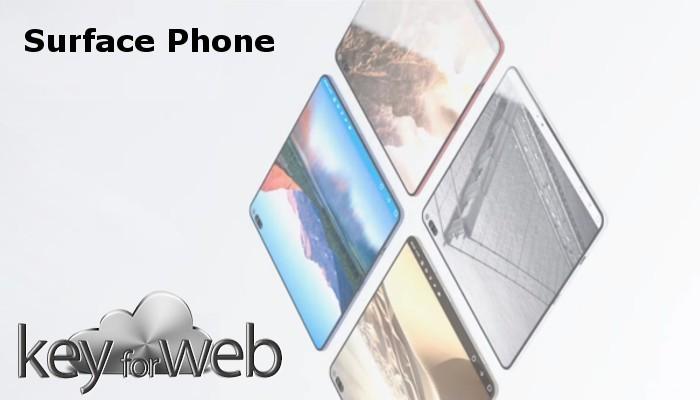 Nuovo brevetto Surface Phone mostra la struttura della cerniera