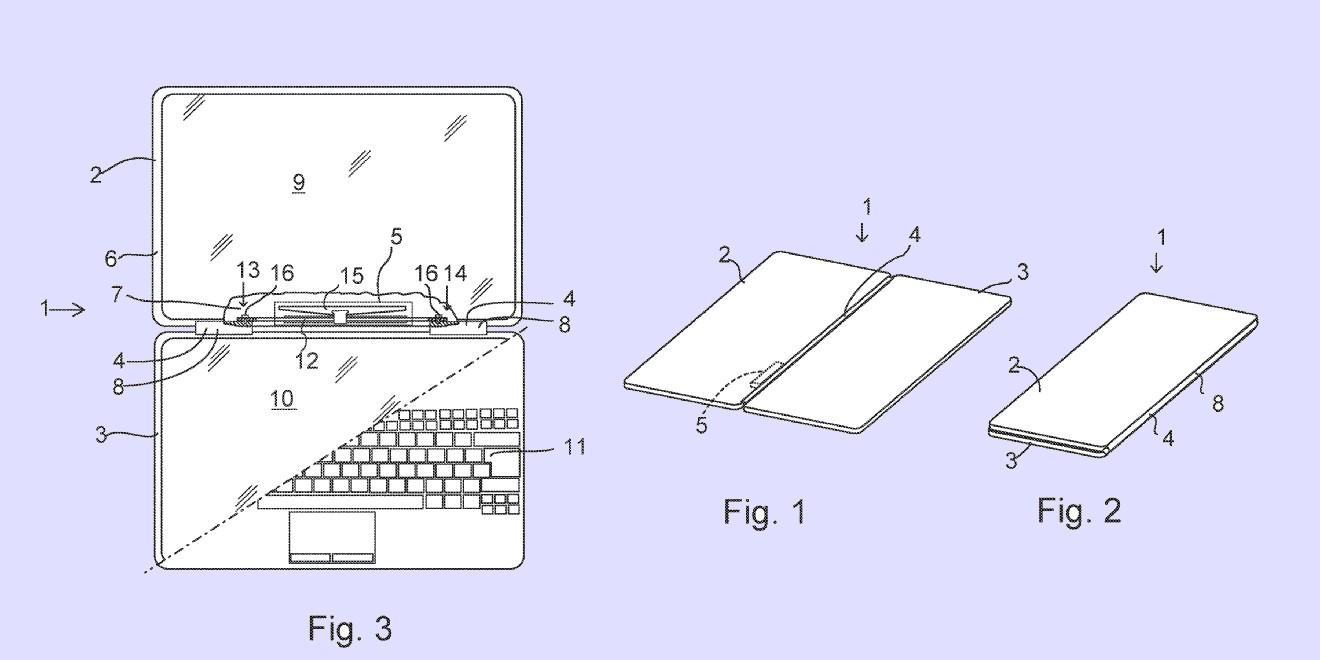 Surface Phone, ancora un altro brevetto da Microsoft