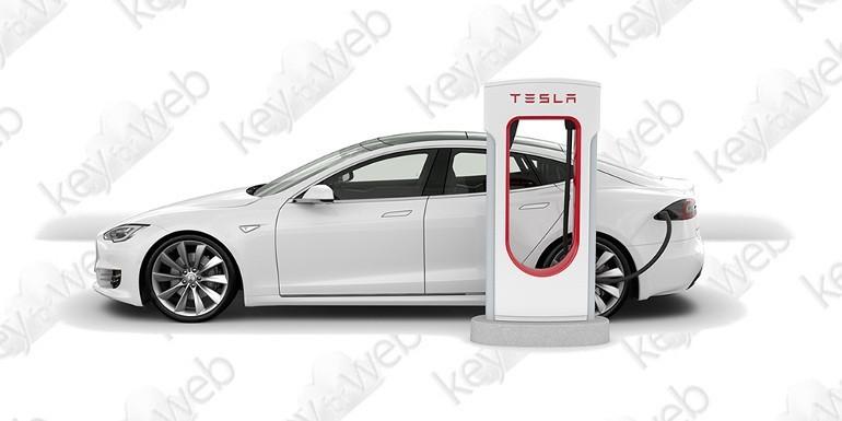 Tesla vieta le sue stazioni Supercharger ai conducenti commerciali