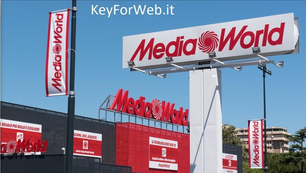 Volantino MediaWorld lancia gli HP Days fino al 19 marzo