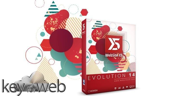Crea oggi il tuo sito con WebSite X5: un unico pacchetto, tante possibilità