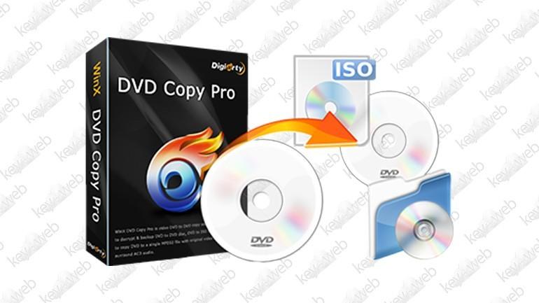 Come copiare un DVD sul PC? 9 modi con WinX DVD Copy Pro
