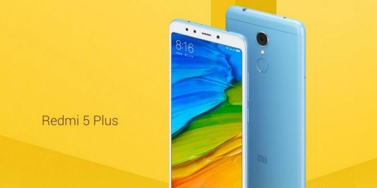 Problemi Xiaomi Redmi 5 Plus: non installate la MIUI 8.4.19 beta se tenete al vostro display