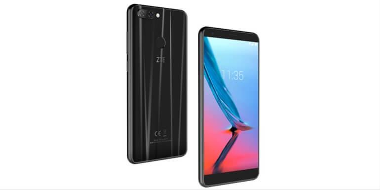 ZTE Blade V9 appare sul sito web spagnolo dell'azienda cinese