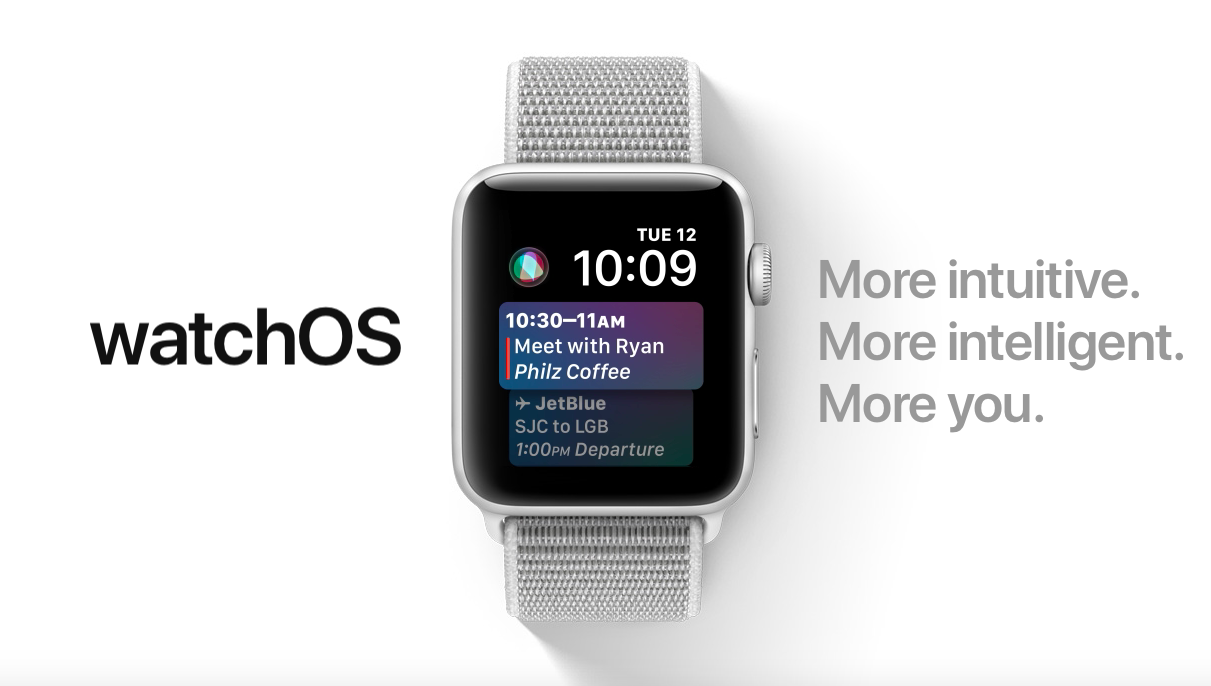 Apple rilascia la seconda beta di watchOS 4.3.2
