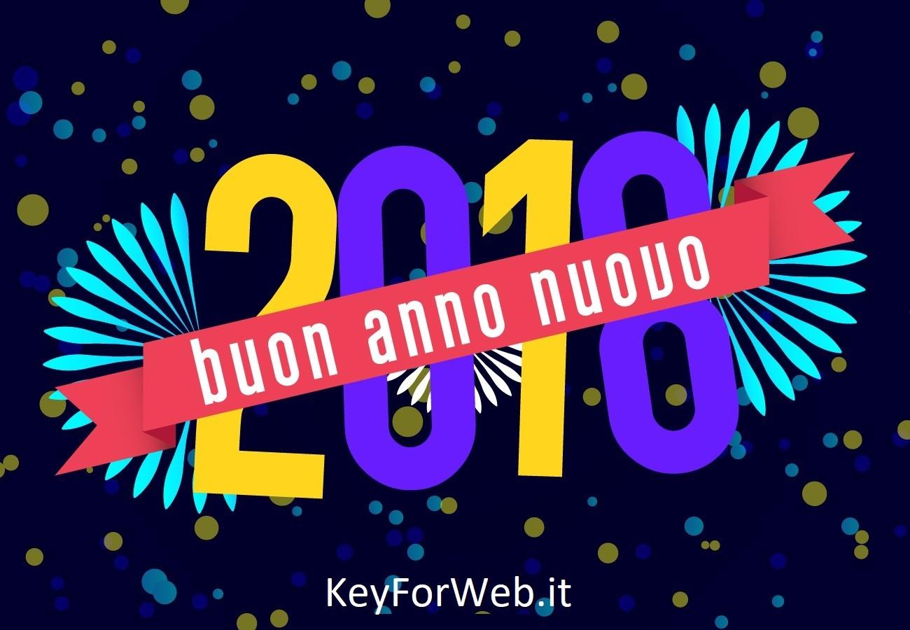 Inviare immagini e frasi di auguri buon anno 2018 su Whatsapp a tutti i contatti in 3 secondi