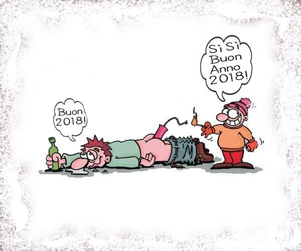 Suggerimenti per auguri di buon anno 2018 con migliori immagini, frasi, GIF e video divertenti