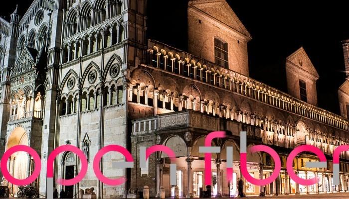 A Ferrara arriva la fibra ottica di Open Fiber