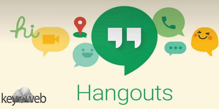 Google Hangouts aggiunge il supporto ad iPhone X