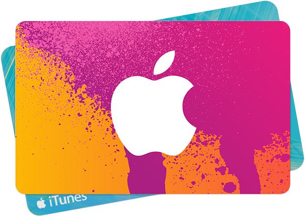 Gift Card iTunes come regalo di Natale last minute