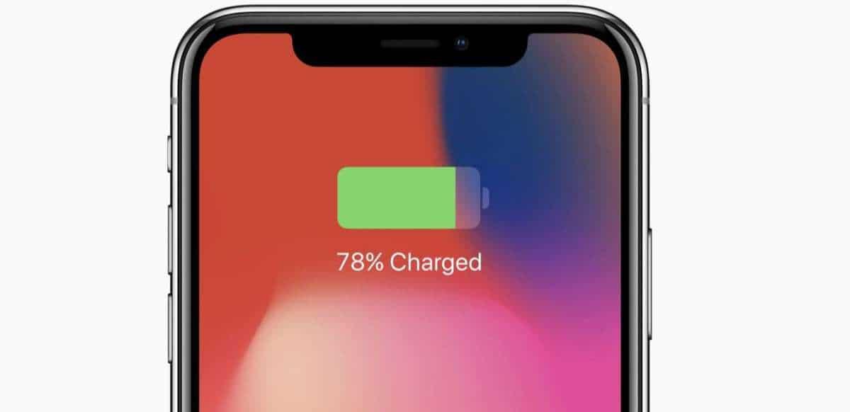 Lo stato batteria di iOS 11.3 non funziona se la componente è stata modificata