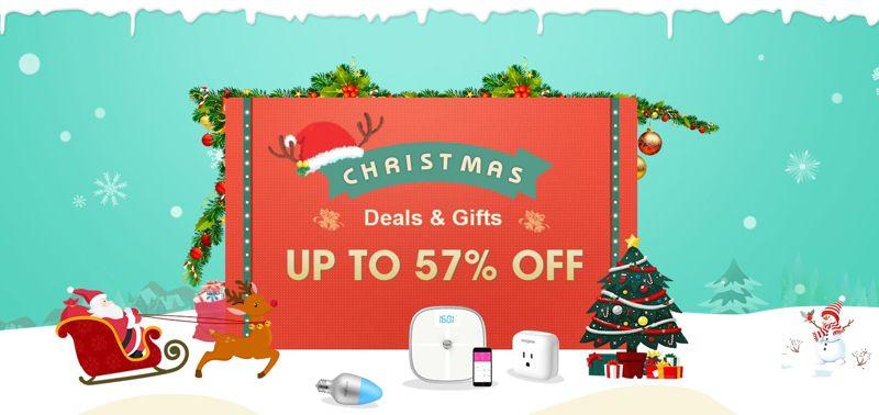 Koogeek offre fino al 57% di sconto per scegliere il regalo di Natale perfetto