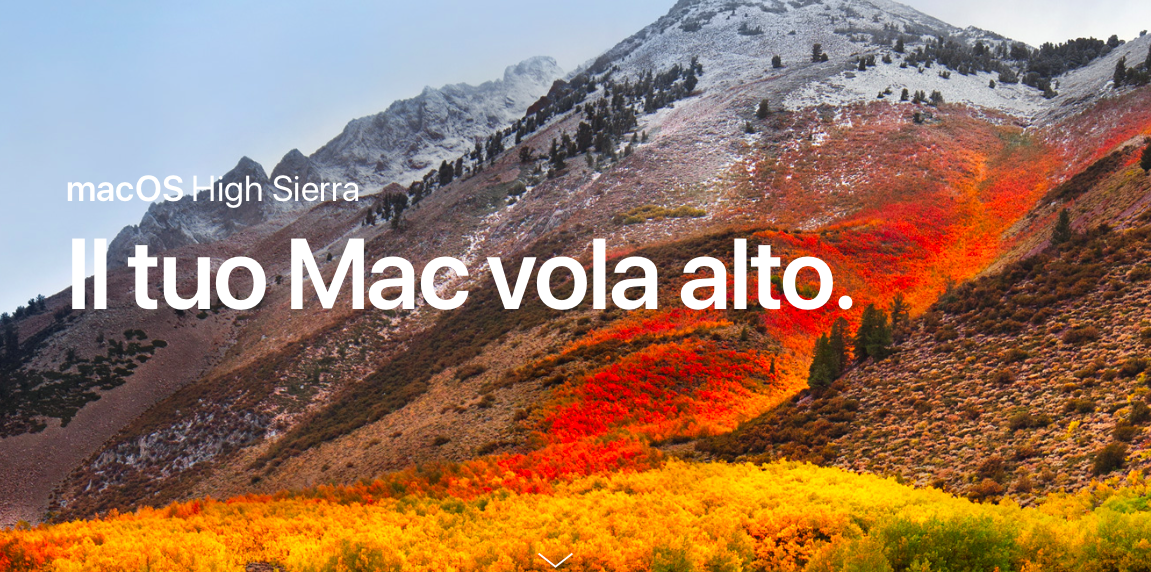 Disponibile la quarta beta di macOS 10.13.4 e di tvOS 11.3d