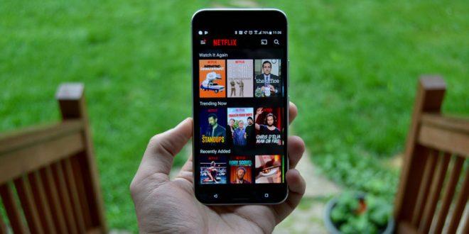 Netflix si aggiorna su Android: menu ora più a portata di mano