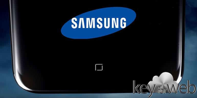 Samsung Galaxy A8 e A8+: pulsante home non sensibile alla pressione