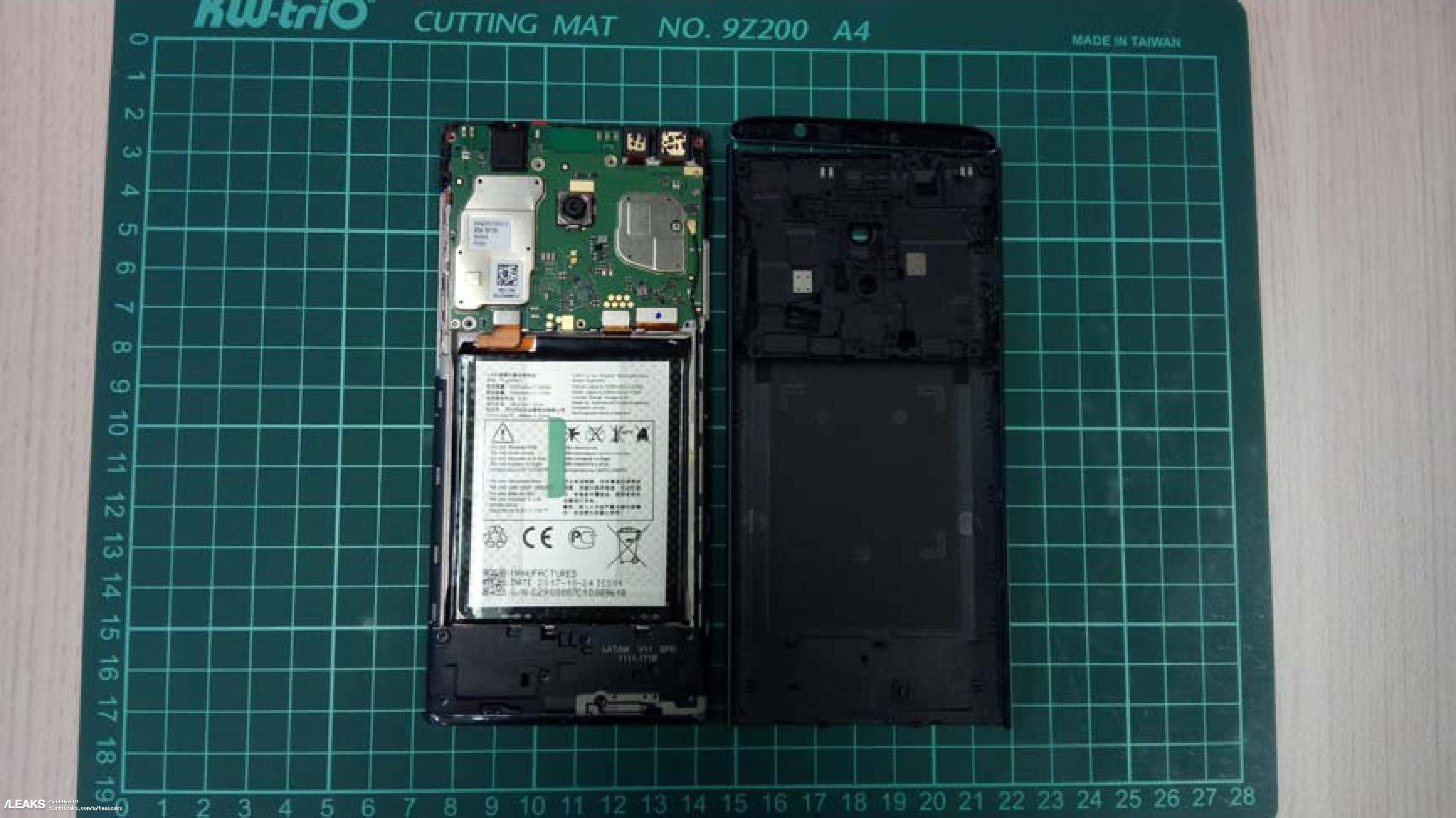 Alcatel 5: immagini e manuale utente del dispositivo