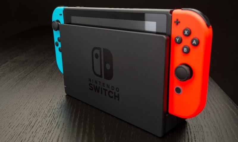 Nintendo Switch fuori dalla casa del Grande Fratello 15