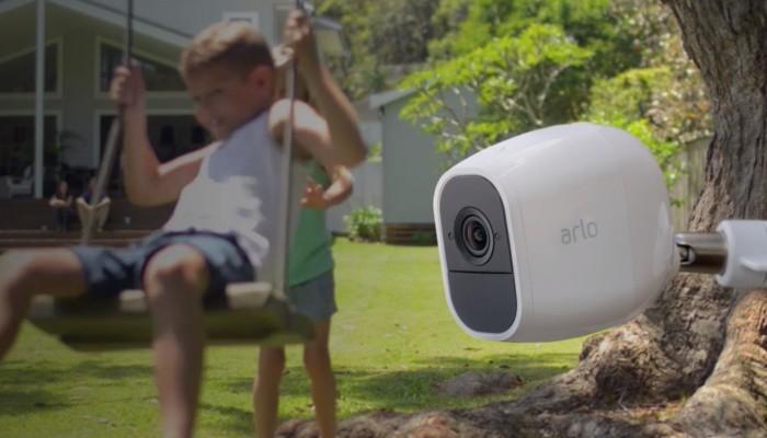 Netgear Arlo Pro 2 arriva in Italia e porta la videosorveglianza ad un nuovo livello