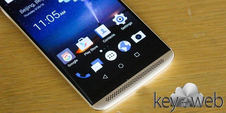 ZTE Axon 7 inizia a ricevere Android 8.0 Oreo in beta