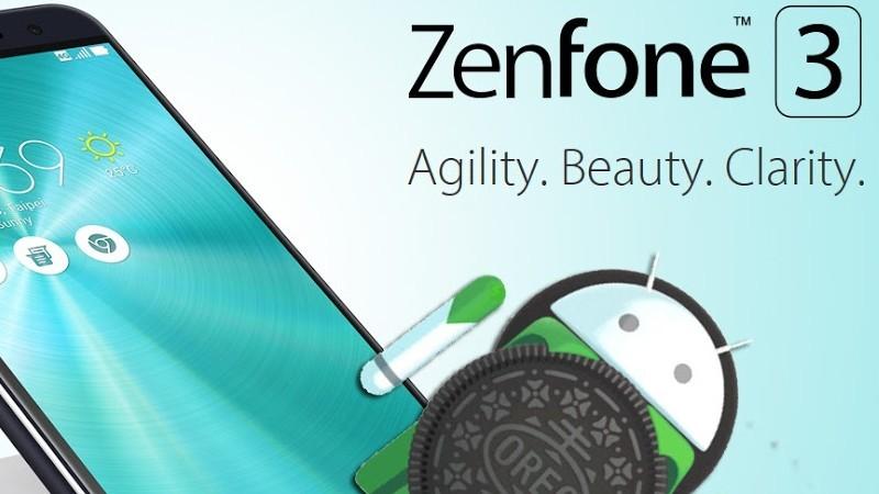 Asus ZenFone 3 si aggiorna ad Android 8.0 Oreo in Italia