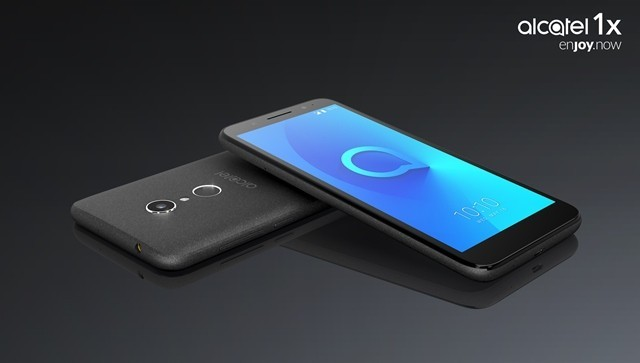 Alcatel 1 arriva in Italia con Android Oreo (Go Edition)
