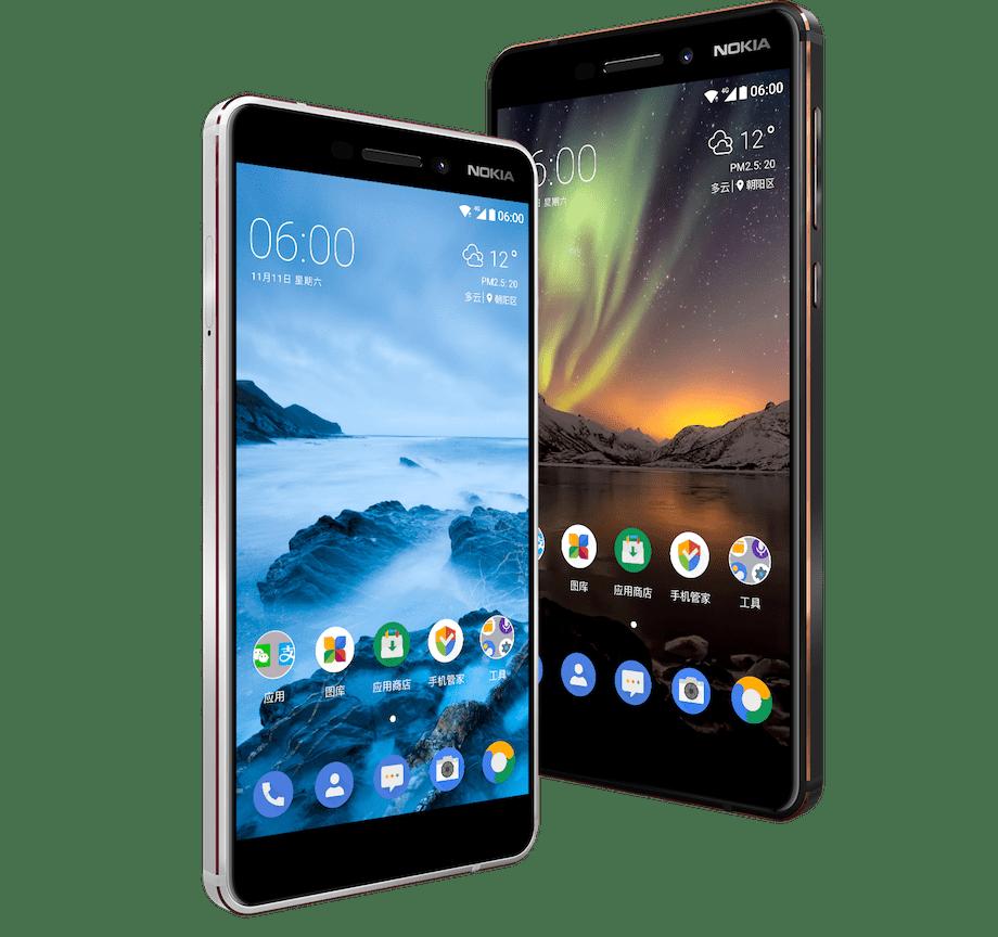 Nokia 6 2018 è ufficiale, attualmente solo in Cina
