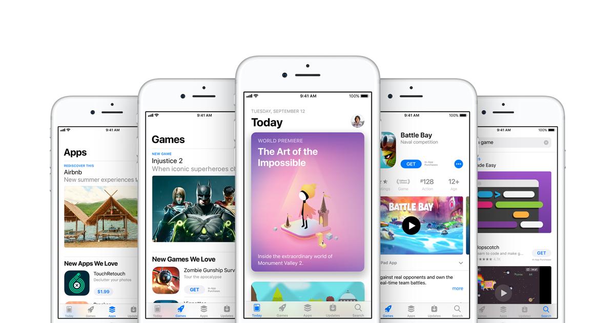 Apple Store: 890 milioni di dollari in una settimana