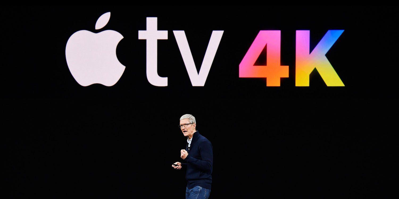 Apple rilascia la sesta beta di tvOS 11.3