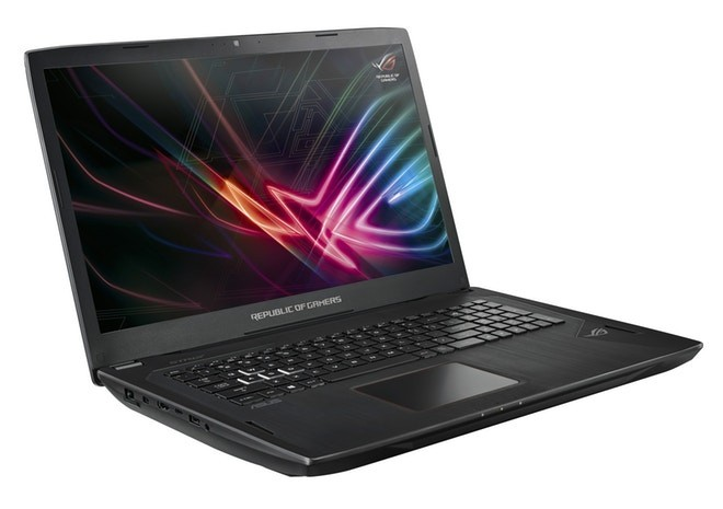 ASUS lancia ROG Strix, nuovo laptop gaming da 17,3''