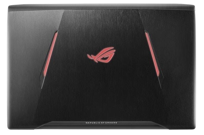 ASUS lancia ROG Strix, nuovo laptop gaming da 17,3''
