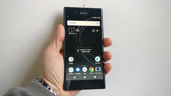 Recensione Sony XZ Premium, schermo fantastico e non solo