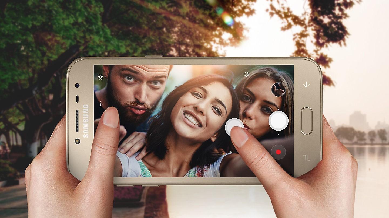 Samsung Galaxy J2 Pro 2018 lanciato ufficialmente in silenzio