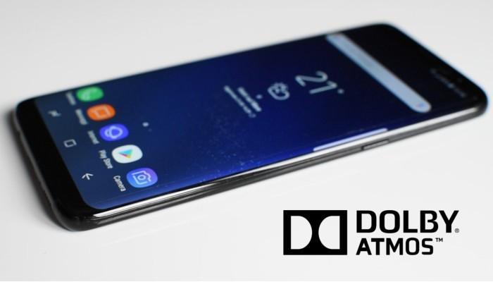 Dolby Atmos supportato anche su Galaxy S8 ed S8+ con una custom ROM