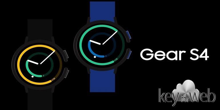 Samsung Gear S4: tutte le novità che ci aspettiamo