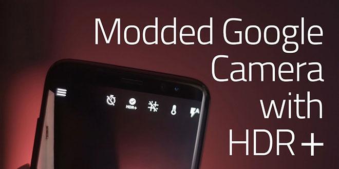 Google Camera HDR+ funziona su Galaxy S8 e Note 8 grazie ad un porting
